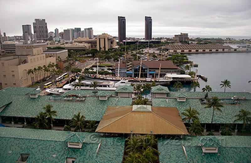 Honolulu Harbour