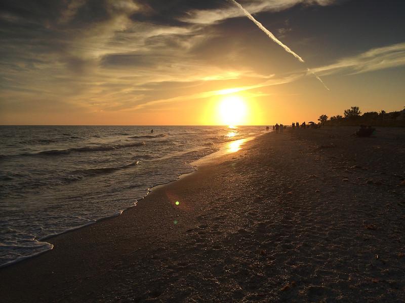 Sanibel sunsets never get old