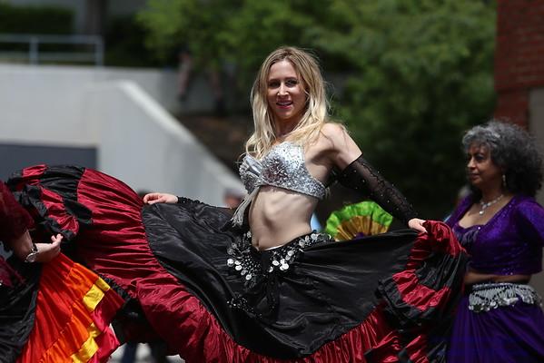 2016 Rossini Festival - Oasis Dancers