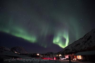 Northern Lights in Norway 2013