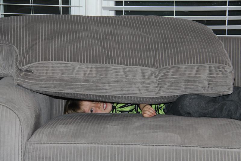 hiding.....