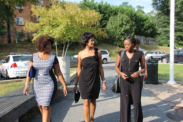 Sharon Lynn First Event Honored by Beverly Smith  Mom's Safe Haven .