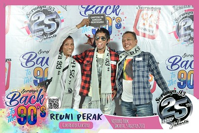 25th IISIP Angkatan '93 Reunian Photobooth Gallery
