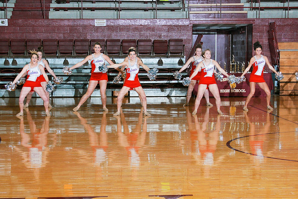 Calloway County Dance Team