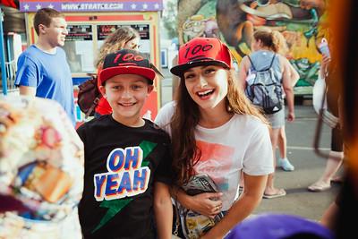 Jess + Hayden   The Fair