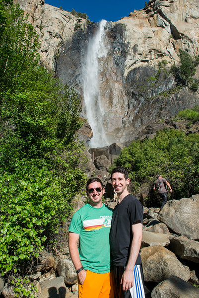Bro's at Bridalveil