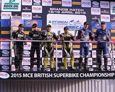 Round 2 - 2015 - Brands Hatch Indy