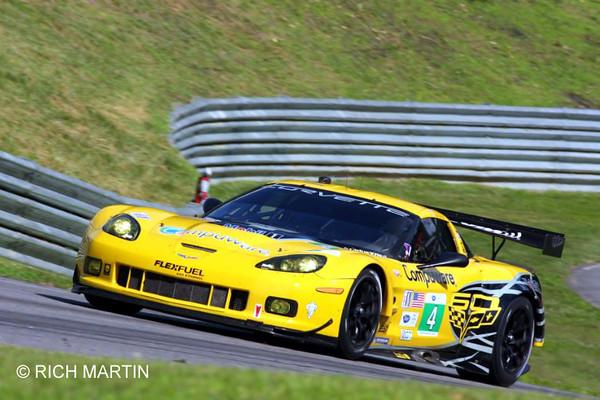 ALMS GT2 - mid 2009 - 2013