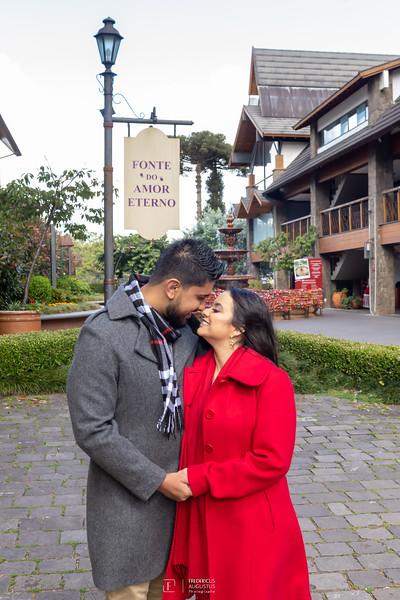 Pré Casamento em Gramado - Charles e Paloma