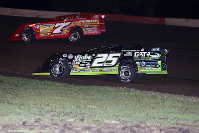 World of Outlaw Late Model Series - 7/7/16