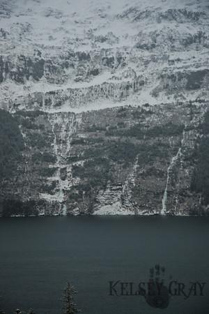 Whittier Ice Climbing 11/21/09