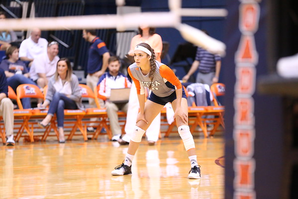 UTSA Volleyball vs Southern Miss