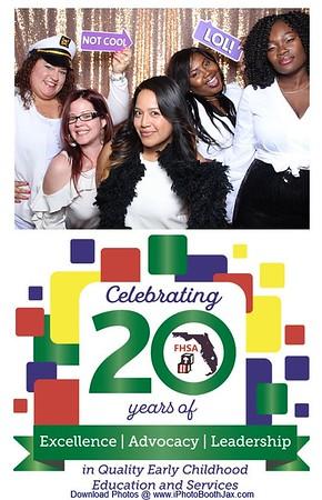 FHSA 20 Year Celebration
