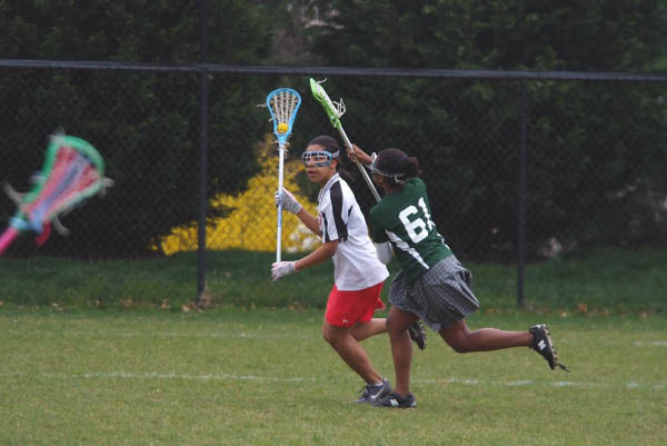 St A's 2008 Girls Middle School LAX
