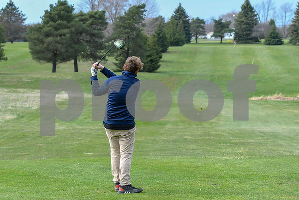 Cascades Conference  Golf Jamboree 4-16-19