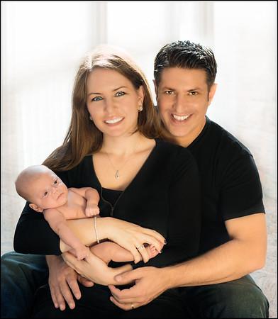 Donna, Tomer & Adam