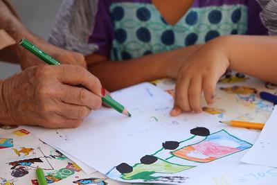 19-07-2019 COLORIAMO VIA D'AMELIO - foto di Rita Rossi