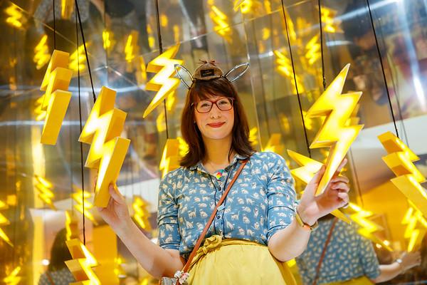 3/5/19 - Detective Pikachu meets Great British Bake Off Star Kim-Joy