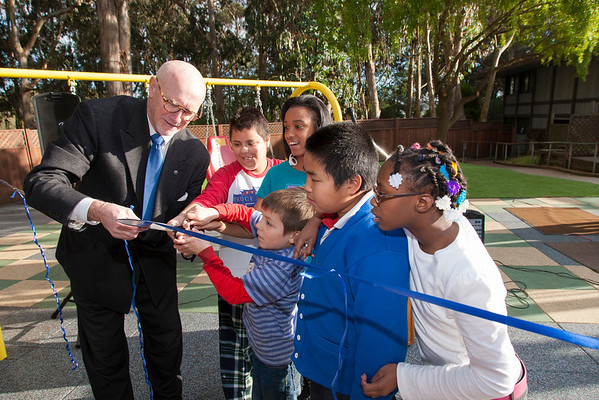 JPC Grand Opening of Children's Playground 2012