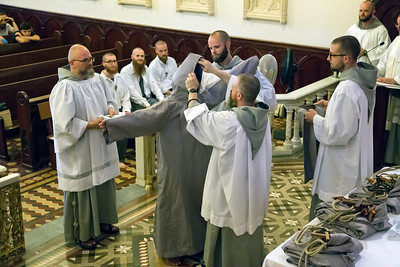 Friars Investiture 2019 & Renewal of Vows