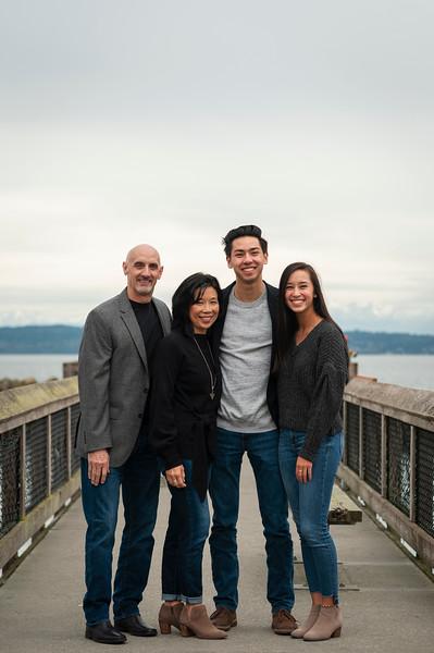 Reasoner Family Portraits