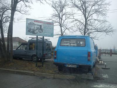 Ford Transit, Fiat Fiorino