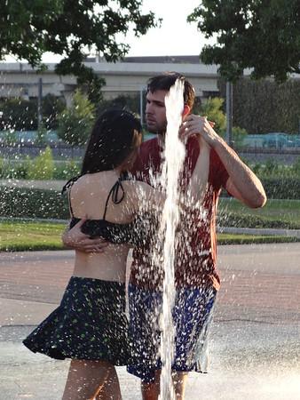 Tango in the Fountain 7-24-16