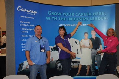 8-23-2013 Great American Truck Show @ Dallas Convention