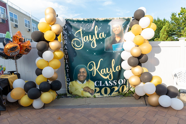 JAYLA AND KAYLA'S GRADUATION PARTY