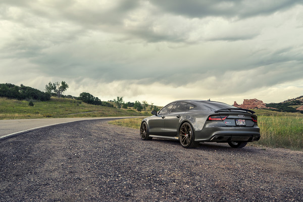 Audi RS7 | ADV.1 Wheels