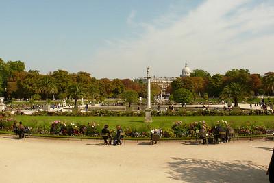 Jardin du Luxembourg - Pariis 2008