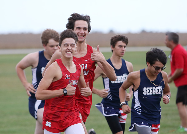 MS-HS Cross Country vs Seeger 2019