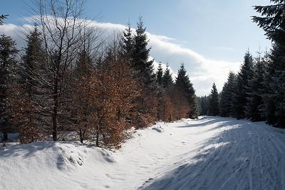 Jizerské Hory 2018