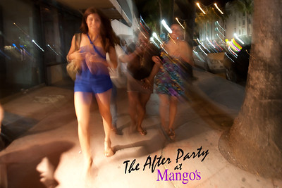 After Party at  Mango's - June 3, 2011