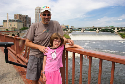 2009 Jul - St. Anthony Falls