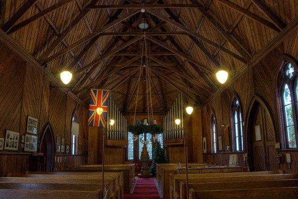 The Anglican Parish of St. Peter, Quamichan