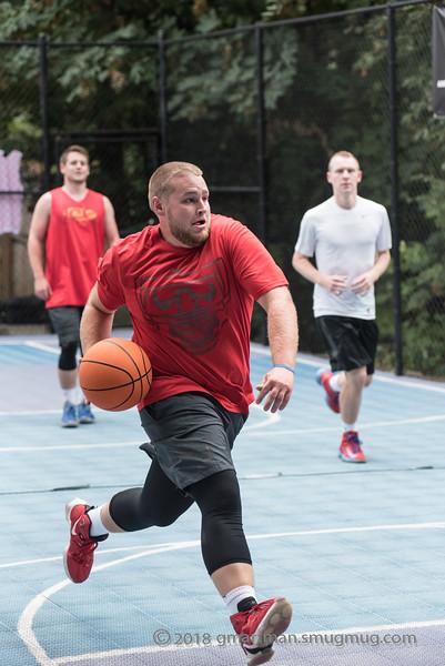 2018 Backyard Basketball
