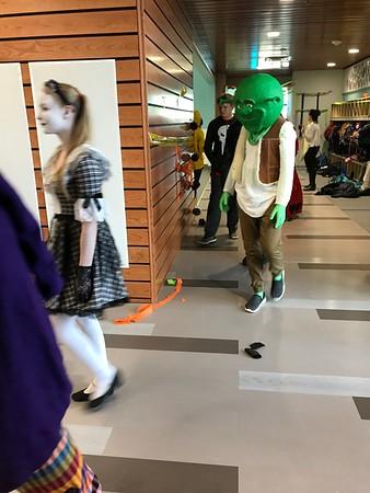 Halloween Costume Parade 2018-10-31