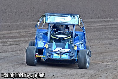 Hamlin Speedway 09.15.18 Trisha