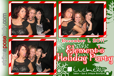 Element's Holiday Party