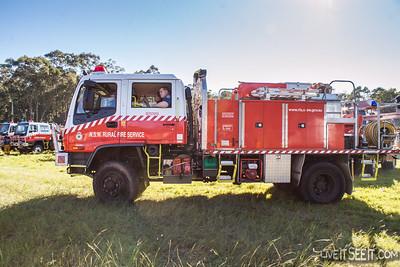 NSW RFS Berowra Brigade (Hornsby DTZ)