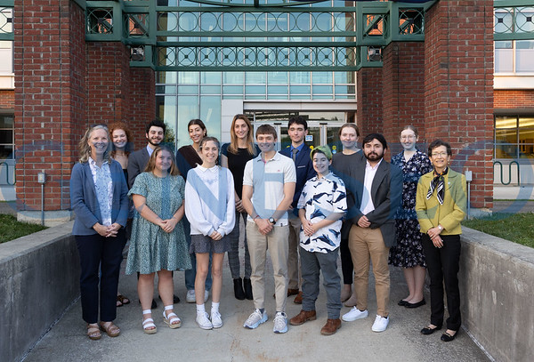 Presidential Scholars Group Photo