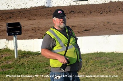 Hall Of Fame 100 At Weedsport Speedway - 7/11/17 - Rick Young