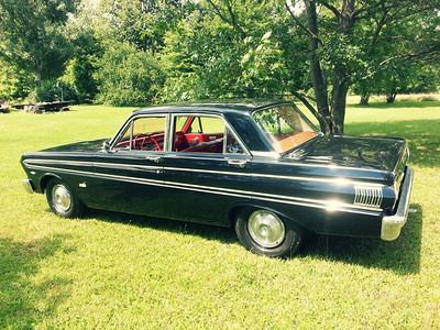 Dad's 1964 Ford Falcon