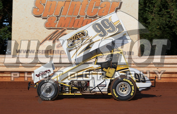 Williams Grove Speedweek 7/1/2011