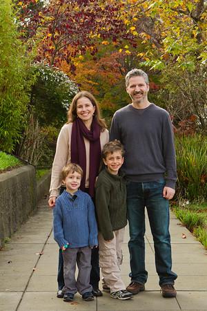 Portrait: M Family