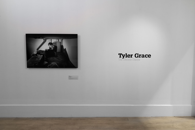 Tyler Grace - The Chronic Diaries At MAMA - 2