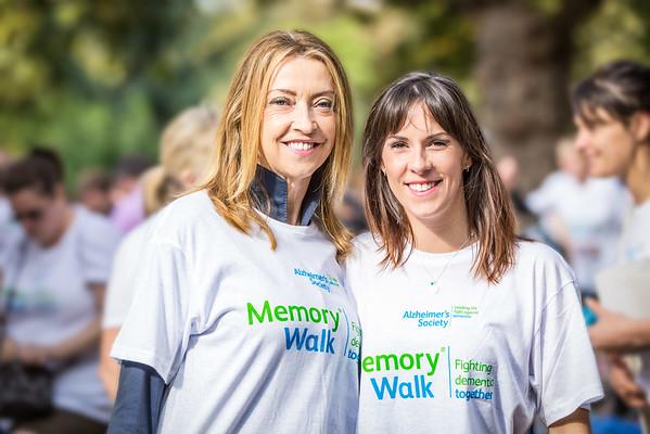 Battersea Park Memory Walk 2014