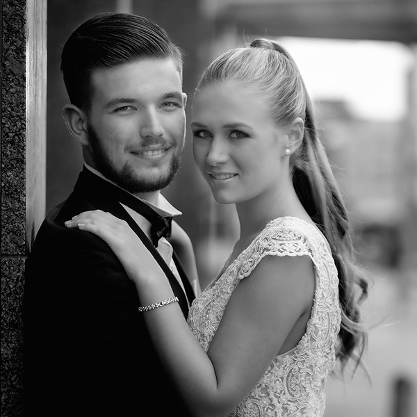 Jon & Jem - Matric Dance