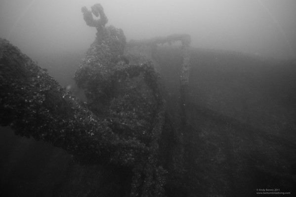 Kingston - Wreck of the George T. Davie